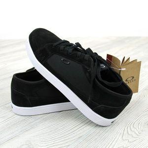 Oakley Westcliff Blackout Sz 10 Black Skate Shoes
